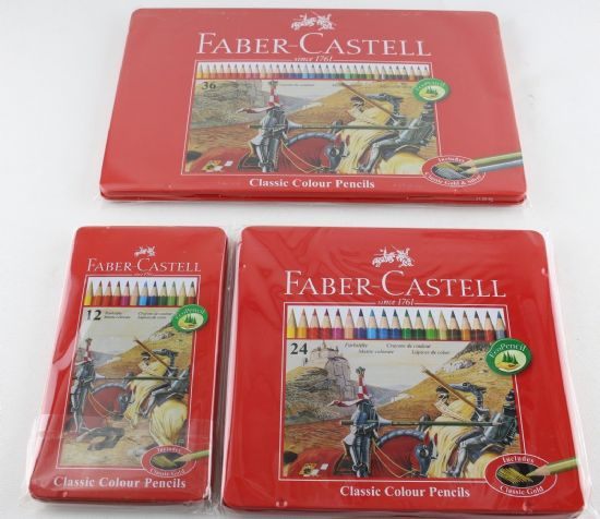 Faber Castell Products